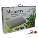 Oreiller à mémoire de forme MEMORYS Ebac