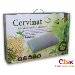 Oreiller à mémoire de forme CERVINAT Ebac