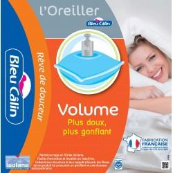 Oreiller VOLUME Bleu Câlin